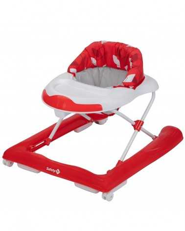 Trotteur YOUPALA BOLID Red Campus Safety 1st
