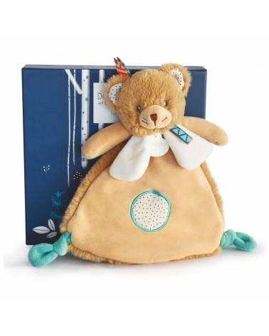 Doudou Ours Beige Tiwipi