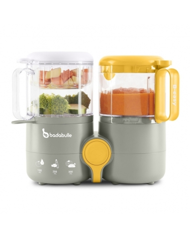 Bundle Robot culinaire B.Easy + 1 contenant 300ml + 1 cuillère Badabulle