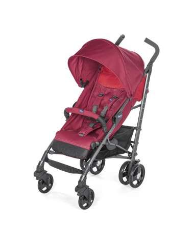 POUSSETTE CHICCO LITEWAY RED BERRY