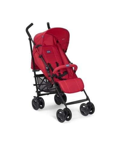 POUSSETTE CHICCO LONDON RED PASSION
