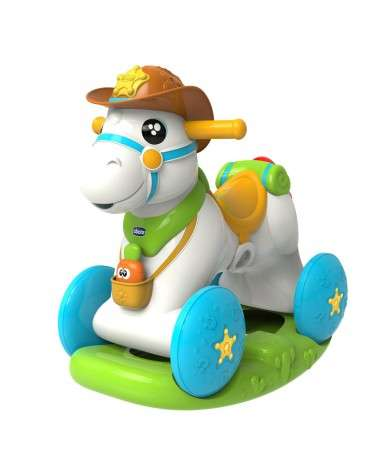CHEVAL A CHICCO BASCULE BABY RODEO