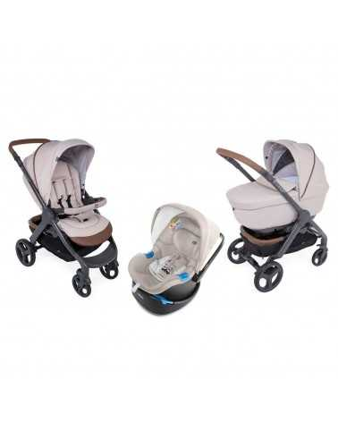 Poussette Trio STYLEGO UP Crossover Beige CHICCO