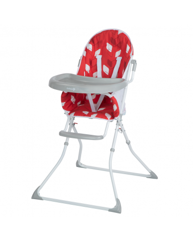 Chaise haute KANJI RED CAMPUS Safety 1st