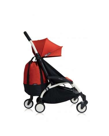 Sac de Transport pour Poussette/YOYO Bag for Stroller red rouge orange