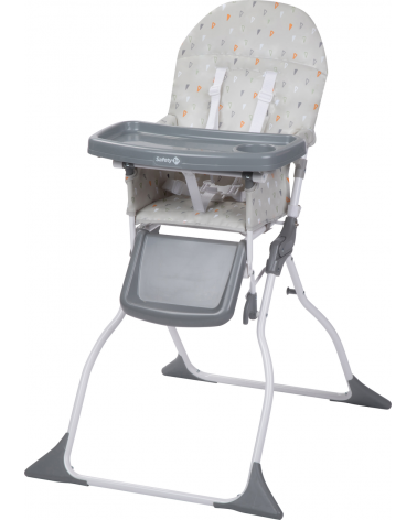 Chaise Haute KEENY WARM GRAY Safety 1st