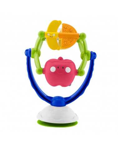 Hochet Ventouse Musical Fruits CHICCO 6m+